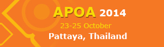 APOA 2014 in Pattaya, Thailand